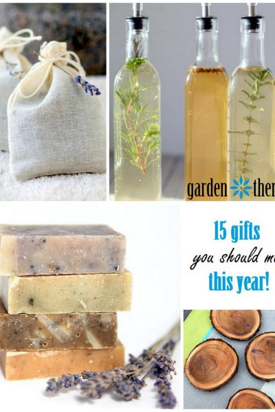 15 Gifts You Should Make This Year