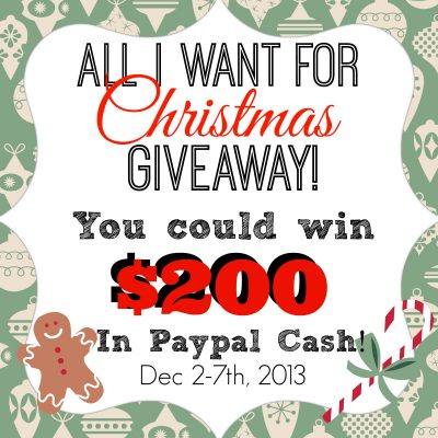 Make it a Handmade Holiday and Win $200 in PayPal Cash!