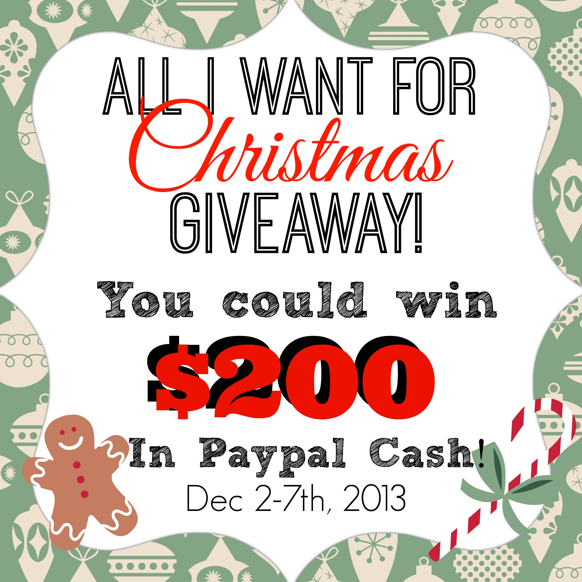 200 Paypal Giveaway Image