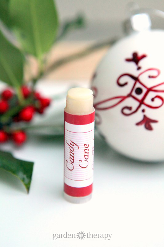 Candy Cane Lip Balm Recipe