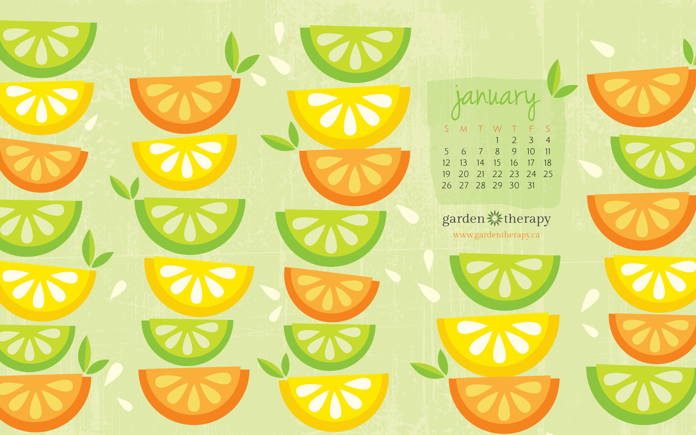 Viewing Gallery For - Cute January Calendar 2014