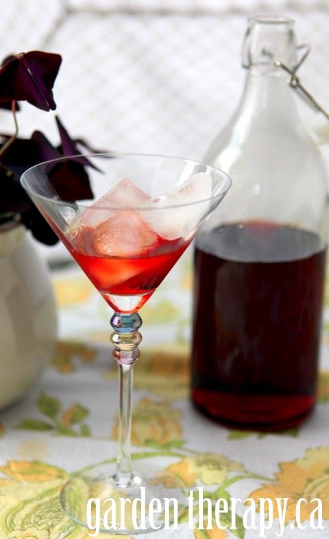 Blackberry Flavoured Liquor