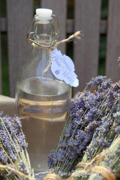 Lavender Linen Water Recipe