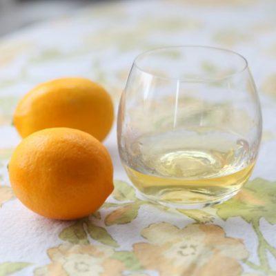When Life Gives You Meyer Lemons Make Meyer Limoncello
