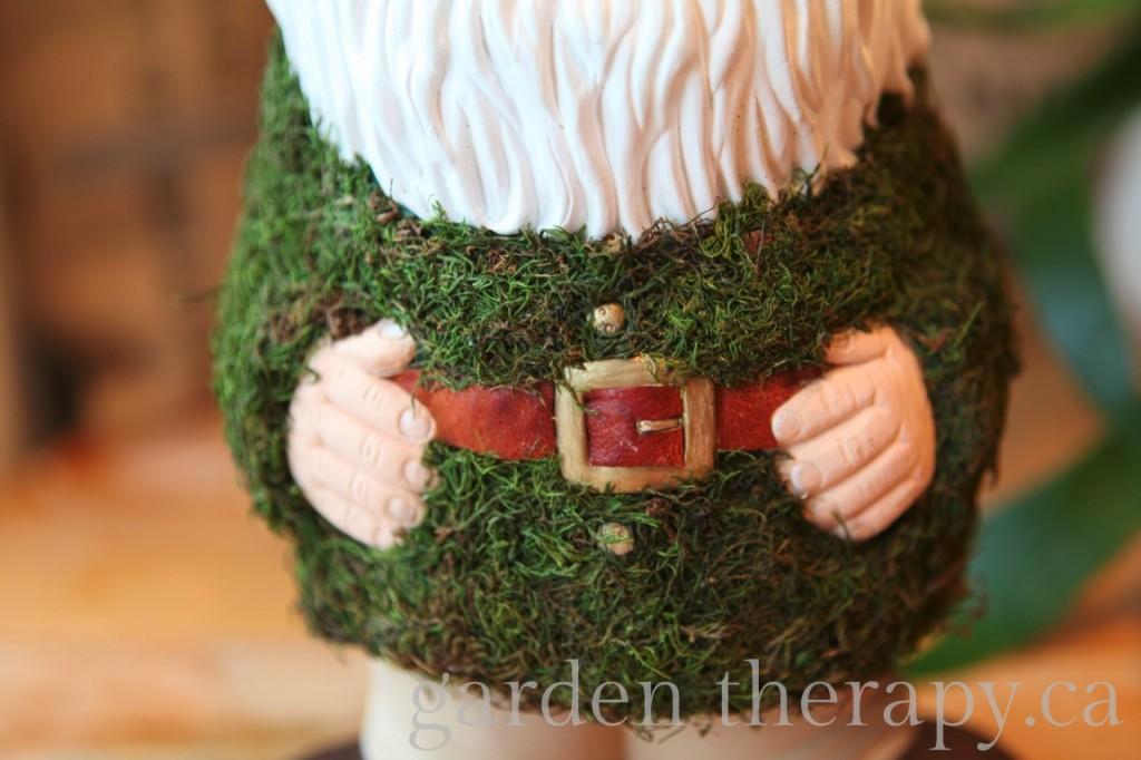 Moss Gnome Coat