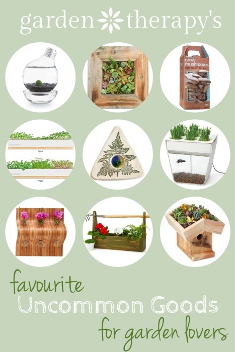 Garden Therapy's Favourite Uncommon Goods for Garden Lovers