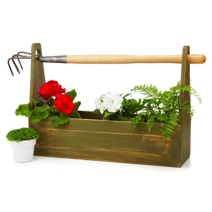 Garden Tool Box Tote found at UncommonGoods