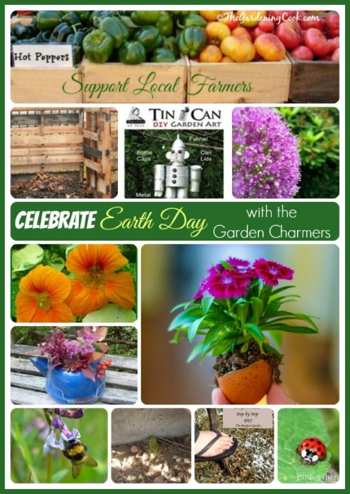 Celebrating Earth Day with the Garden Charmers