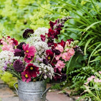 Tips for Arranging Homegrown Flowers