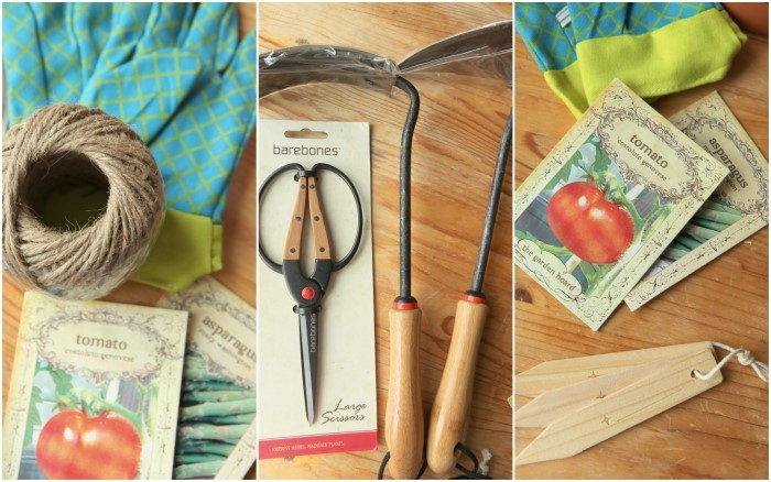 How to Make a DIY Gardeners Gift Set