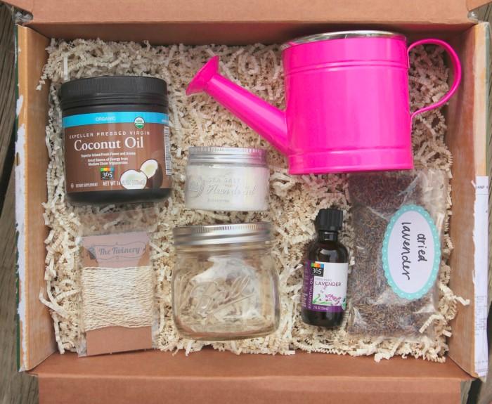 Whole Foods Market Blogger Challenge Box