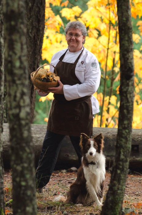 Bill Jones Chef, Author, and Forager