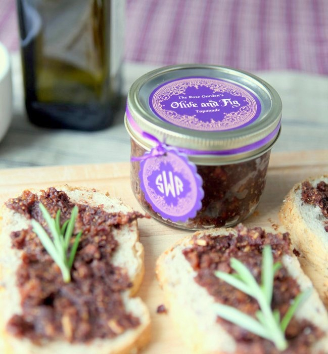 Olive and Fig Tapanade Recipe