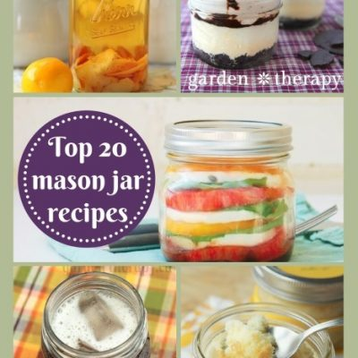 Mason Jar Recipes: Awesome Food in Jars