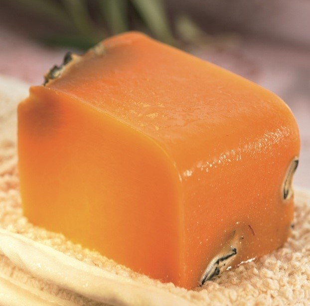 Carrot Soap Is A Skin Healing Soap That Works Wonders On Aging Or Sun Damaged Skin
