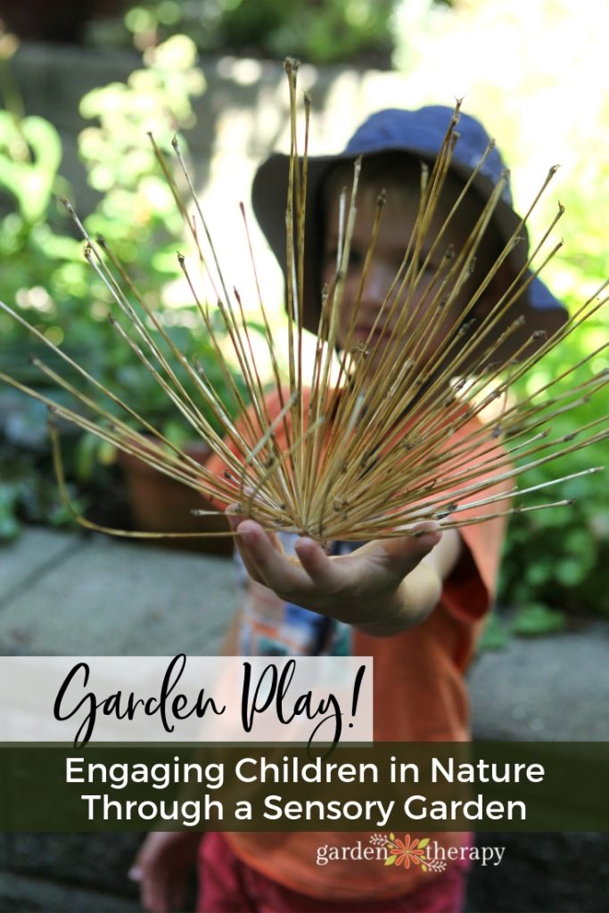 Garden Play_ Engaging Children in Nature Through a Sensory Garden