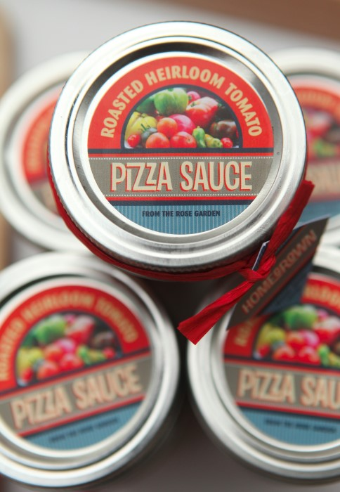 Roasted Tomato Pizza Sauce Recipe