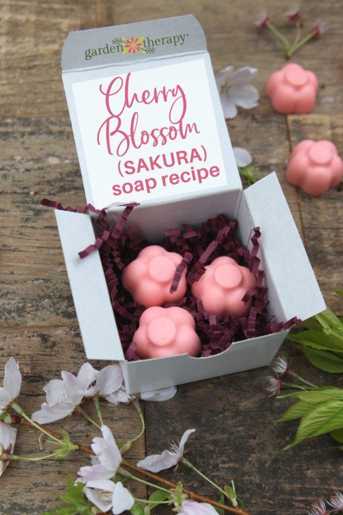 Sakura Cherry Blossom Soap