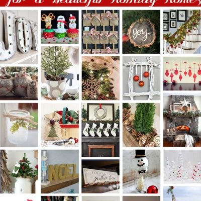 100 Handmade Christmas Projects!