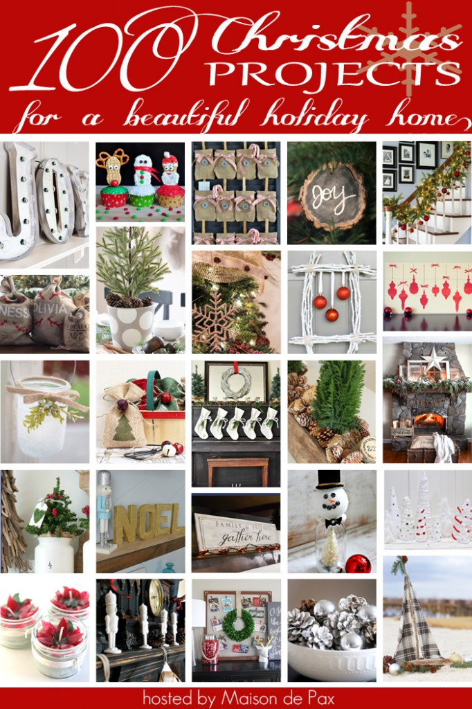 100 Handmade Christmas Projects