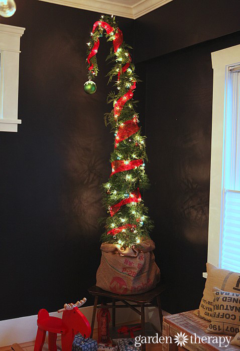 A Whoville Christmas from How to Make a Nine Foot Grinch Tree