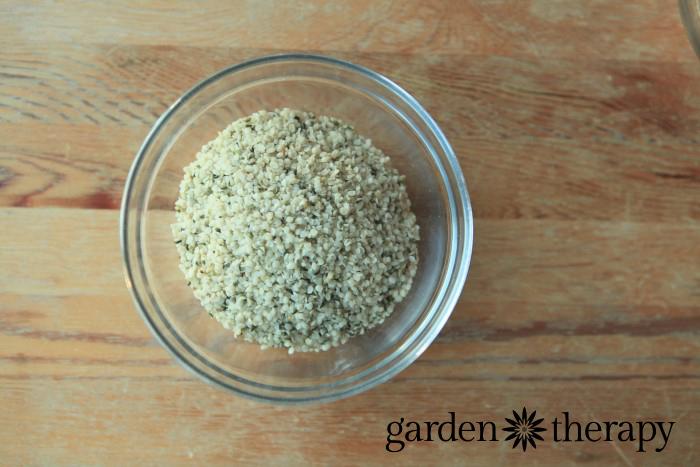 Raw Energy Shaker Recipe - hemp hearts