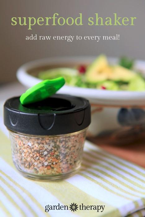 Raw Energy Shaker Recipe