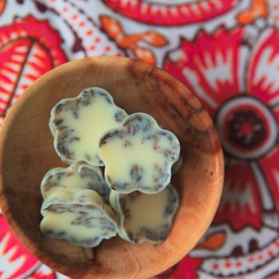 Lavender and Cocoa Butter Bath Melts