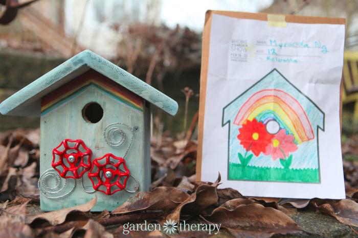 Home Tweet Home Charity Birdhouse Challenge