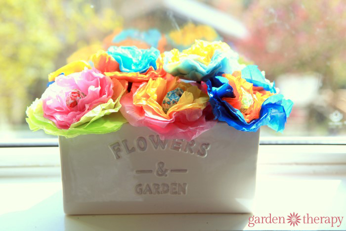 Blooming How To Make Lollipop Flowers