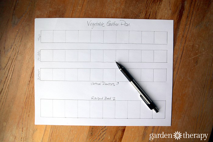 How to Map Out a Garden Plan