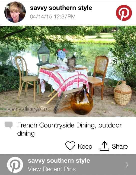 Savvy Southern Style on bHome App