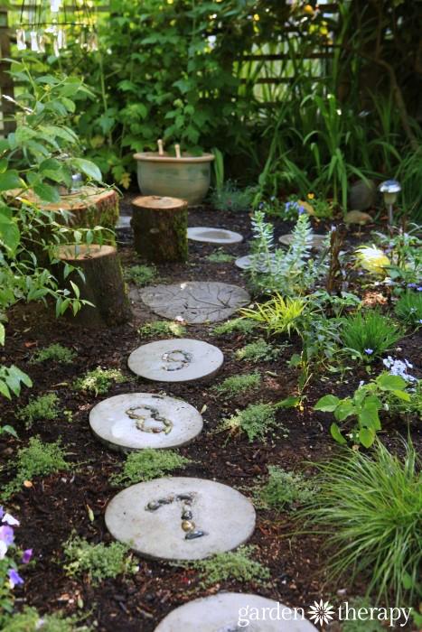 Garden Therapy Back Yard Play Garden Tour (24)
