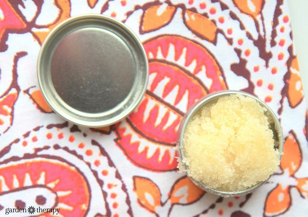 Honey Lip scrub