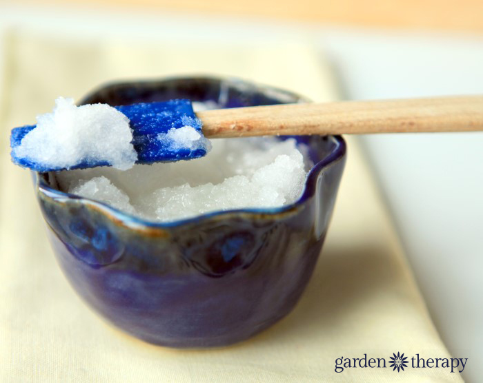 The best coconut oil sugar scrub recipe