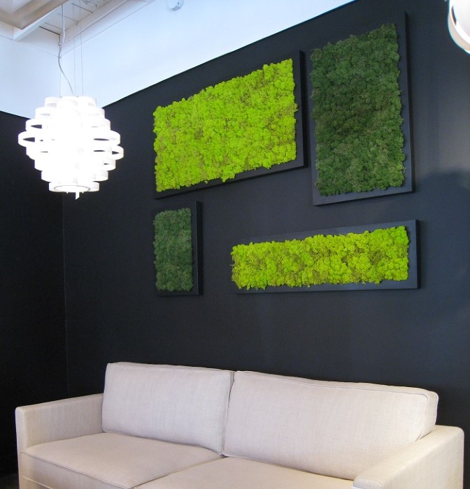Mossart Frames And Sofa