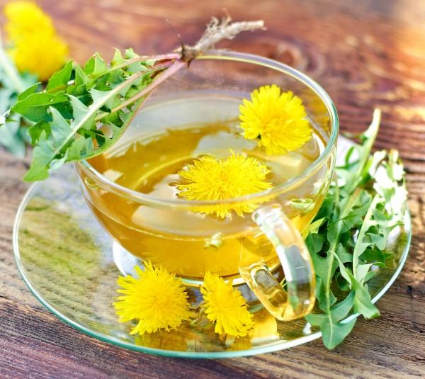 Dandelion Tea For Health