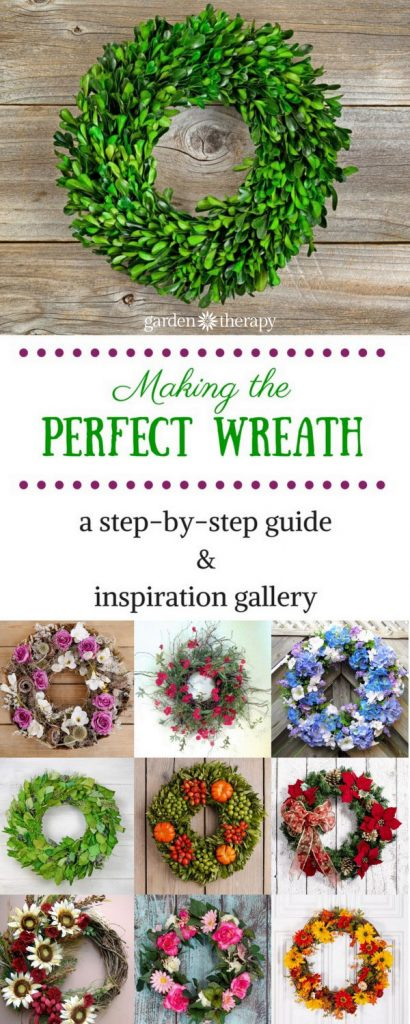 How to Make a Fresh Wreath (+ Inspiration Gallery!)