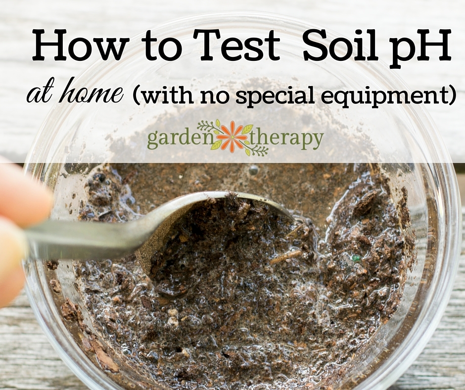 How to do a soil ph test at home for Soil tour dates 2015