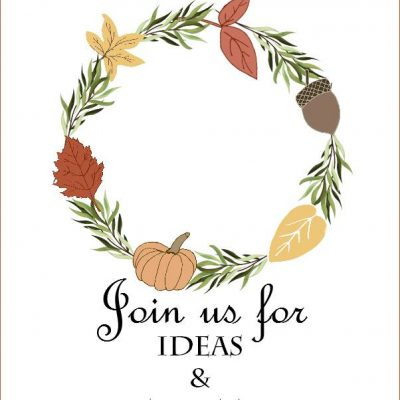 50+ Fabulous Fall Ideas: Decor, Recipes & Crafts Galore!