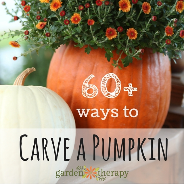 66 ways to carve a pumpkin