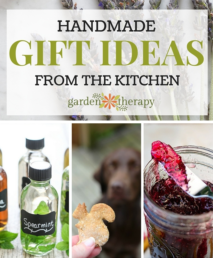 easy and delicious homemade gifts from the kitchen