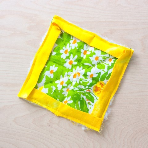 DIY Herb Scented Hot Pad for Tea Sewing Instructions Step (15)