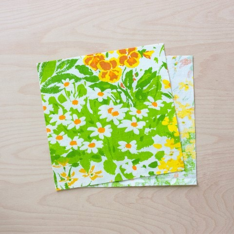 DIY Herb Scented Hot Pad for Tea Sewing Instructions Step (2)