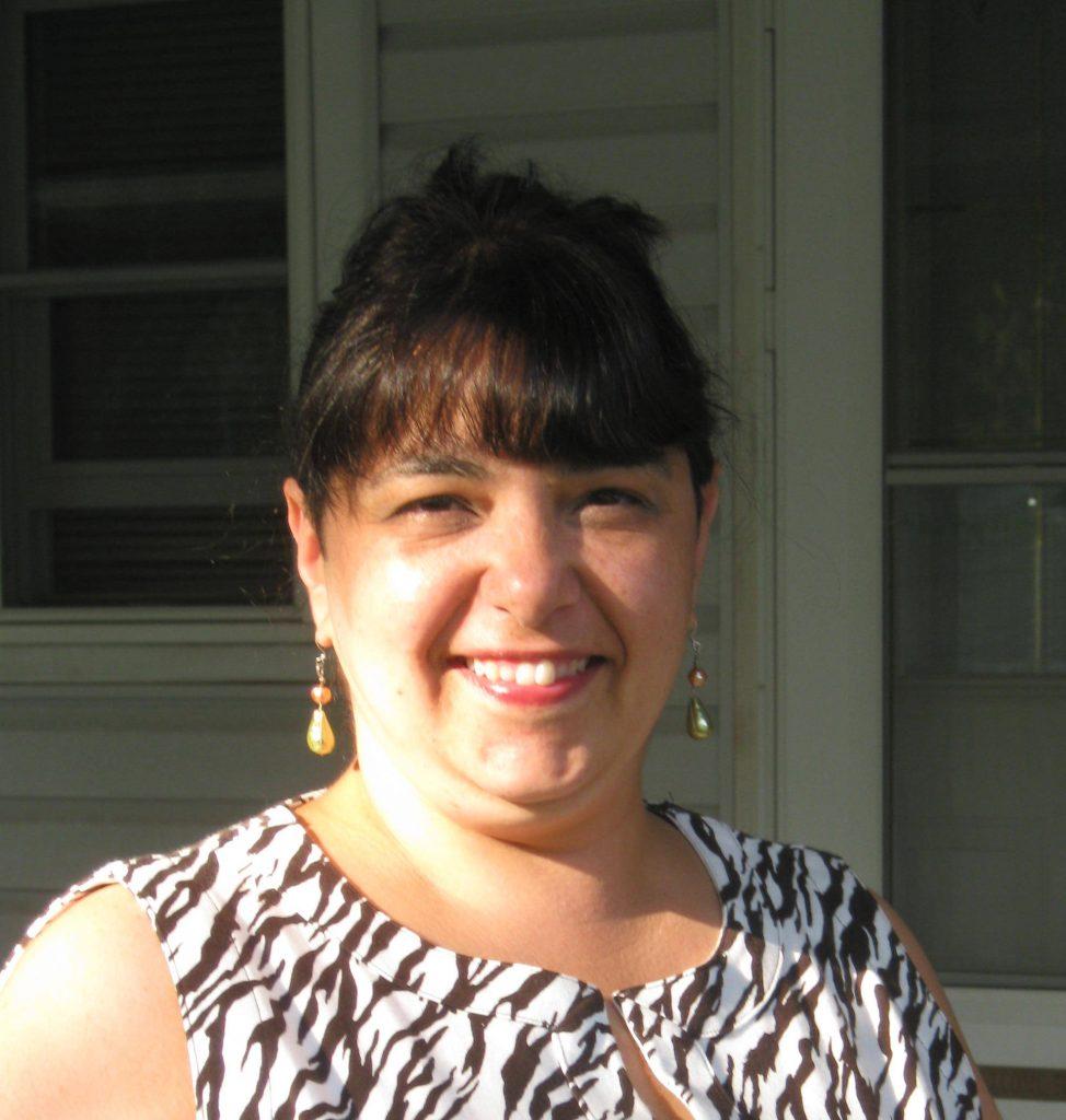 Maria C author photo