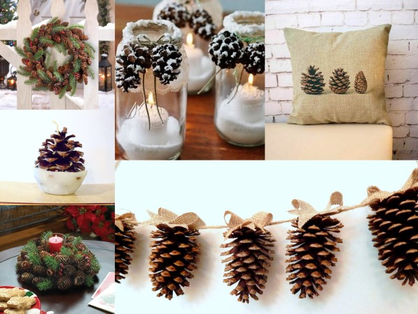 Pretty Pinecones Collection