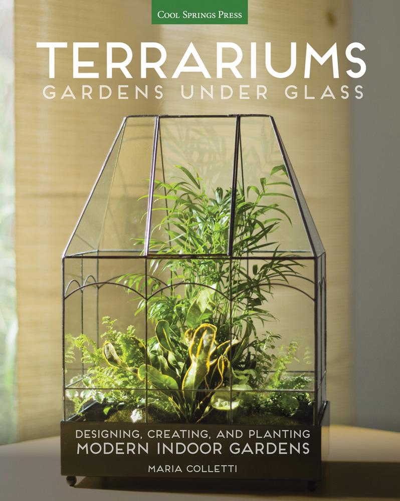 Terrariums Gardens Under Glass