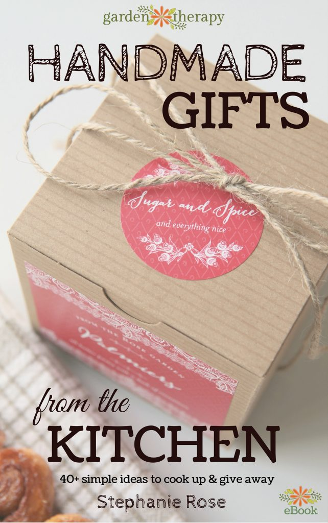 Handmade Gifts from the Kitchen eBook Cover