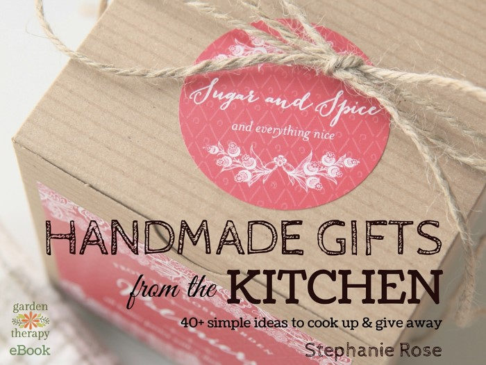 Handmade Gifts From The Kitchen EBook Supplies And Resources