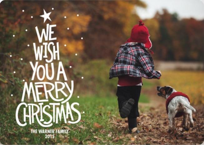 Holiday Photo Card 2